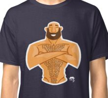 HAPPY HAIRY BEAR VERSION 1.2 Classic T-Shirt