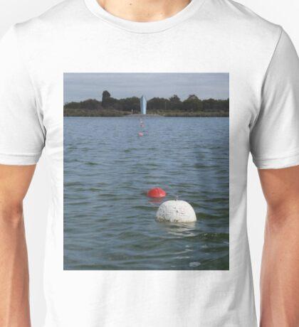 Half way line Unisex T-Shirt