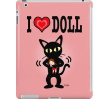 I love doll iPad Case/Skin