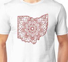 Ohio Mandala Unisex T-Shirt