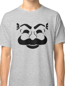 fsociety old dude logo Classic T-Shirt