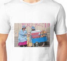 Coconut Vendors Sharing A Treat Unisex T-Shirt