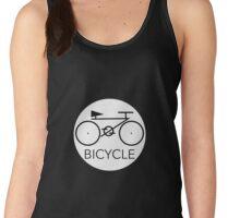 minimalist bicycle Women's Tank Top