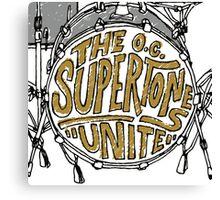 Unite! Canvas Print
