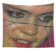 The Real Grimes Wall Tapestry