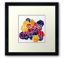Chunk Of Passion Framed Print