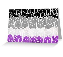 Ace Blocks Greeting Card