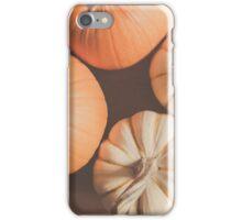 Pumpkins 4 iPhone Case/Skin