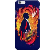 03 DW Banksy - Colour iPhone Case/Skin