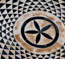 Getty Floor Sticker