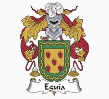 Eguia Coat of Arms (Spanish) by coatsofarms