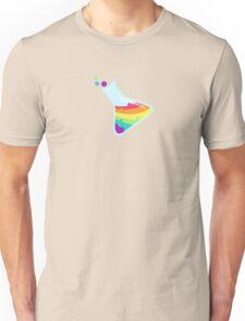 Rainbow Beaker Unisex T-Shirt