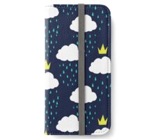 Royal Rain Clouds iPhone Wallet/Case/Skin