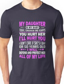 My daughter Unisex T-Shirt