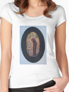 Wistful by 'Donna Williams' Women's Fitted Scoop T-Shirt