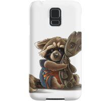 Rocket and Groot Samsung Galaxy Case/Skin