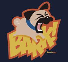 Tugg Bark!  One Piece - Short Sleeve
