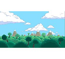 Adventure time lovely day! Photographic Print