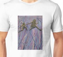 Above and Beyond by 'Donna Williams' Unisex T-Shirt