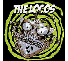 The Locos Ska Punk Photographic Print
