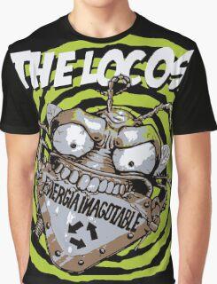 The Locos Ska Punk Graphic T-Shirt