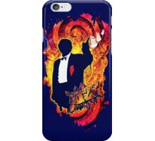 02 DW Banksy - Colour iPhone Case/Skin