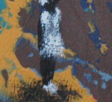 Absent Friends by 'Donna Williams' Sticker