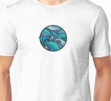 Wave Circle Unisex T-Shirt