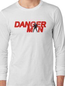 Danger Man AKA Man of Danger Long Sleeve T-Shirt