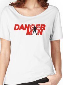 Danger Man AKA Man of Danger Women's Relaxed Fit T-Shirt
