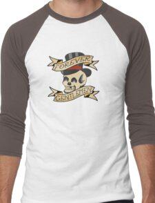 Gentlemen Forever Men's Baseball ¾ T-Shirt