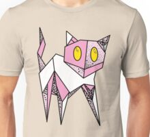 Origami Kitty Unisex T-Shirt