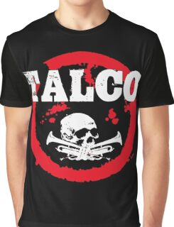 Ska Punk Talco Graphic T-Shirt