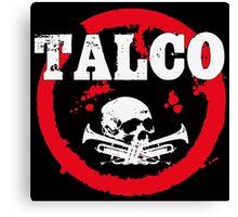 Ska Punk Talco Canvas Print
