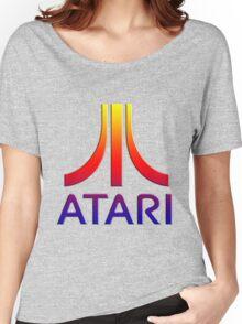Atari Logo Women's Relaxed Fit T-Shirt