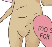 Attack On Titan 'Tumblr Style Running Titan' Sticker