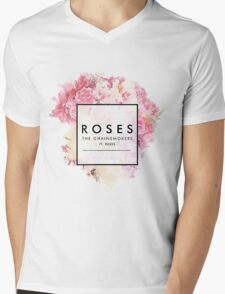Chainsmokers- Roses Mens V-Neck T-Shirt