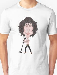 Funny Caricature Classic Rock 60's T-Shirt