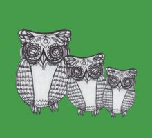 Owl Be Seeing You!  One Piece - Short Sleeve