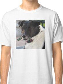 CHILIPEPPAH WITH HER FAVORITE GREENIE Classic T-Shirt