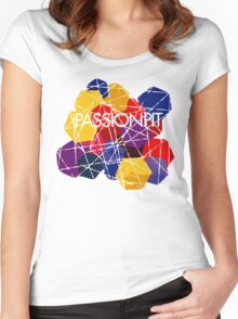 Chunk Of Passion Women's Fitted Scoop T-Shirt