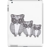 Owl Be Seeing You!  iPad Case/Skin