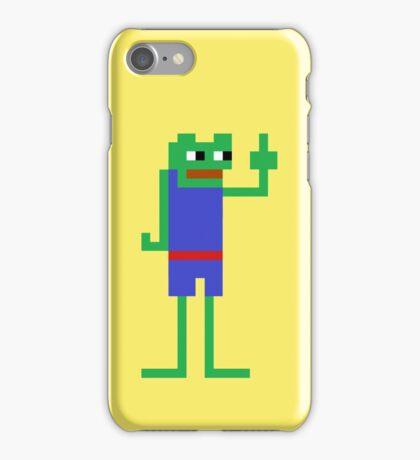 Very Retro Pepe iPhone Case/Skin