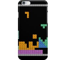 Periodic Tetrominoes iPhone Case/Skin