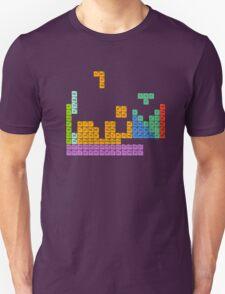 Periodic Tetrominoes Unisex T-Shirt