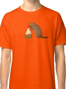 The Beaver And The Color Classic T-Shirt