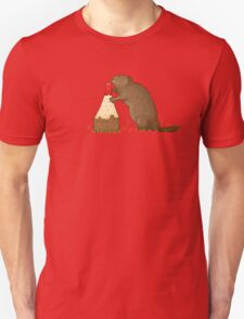 The Beaver And The Color T-Shirt