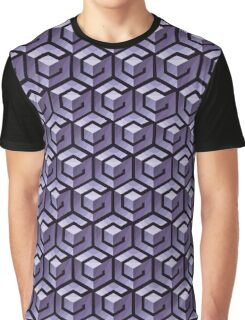 Gamecube Pattern Graphic T-Shirt