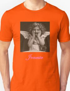 Jonesie Album Cover by davidsenpai Unisex T-Shirt