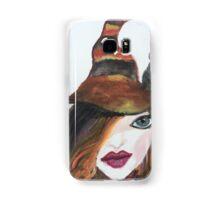 Study Of A Good Witch  Samsung Galaxy Case/Skin